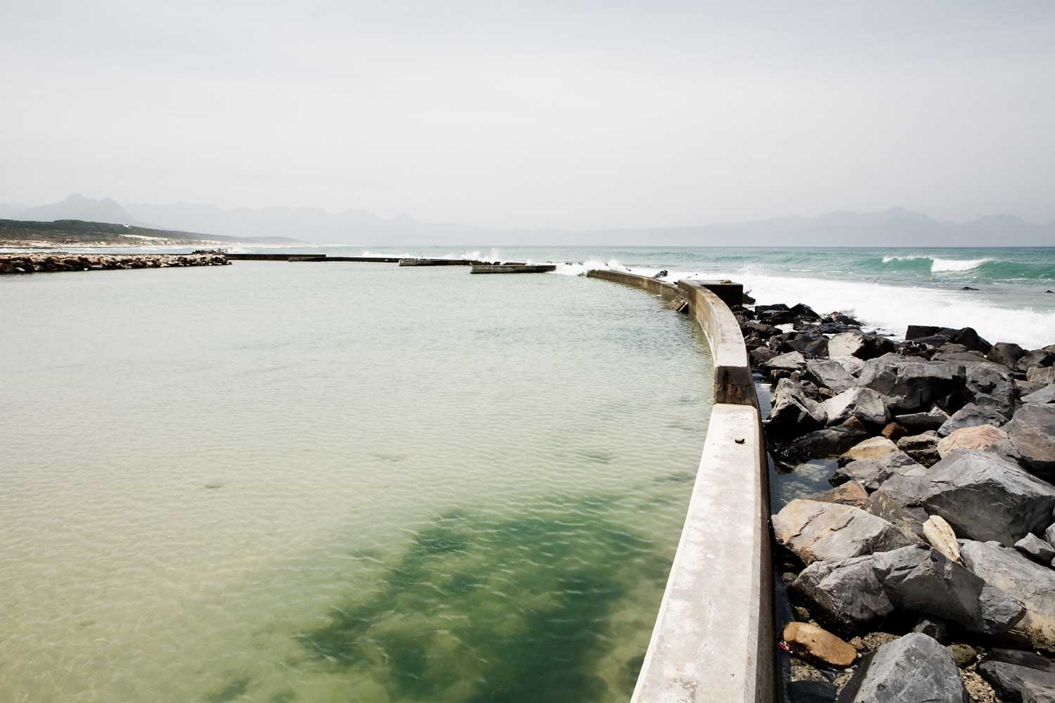 tidal pools South Africa