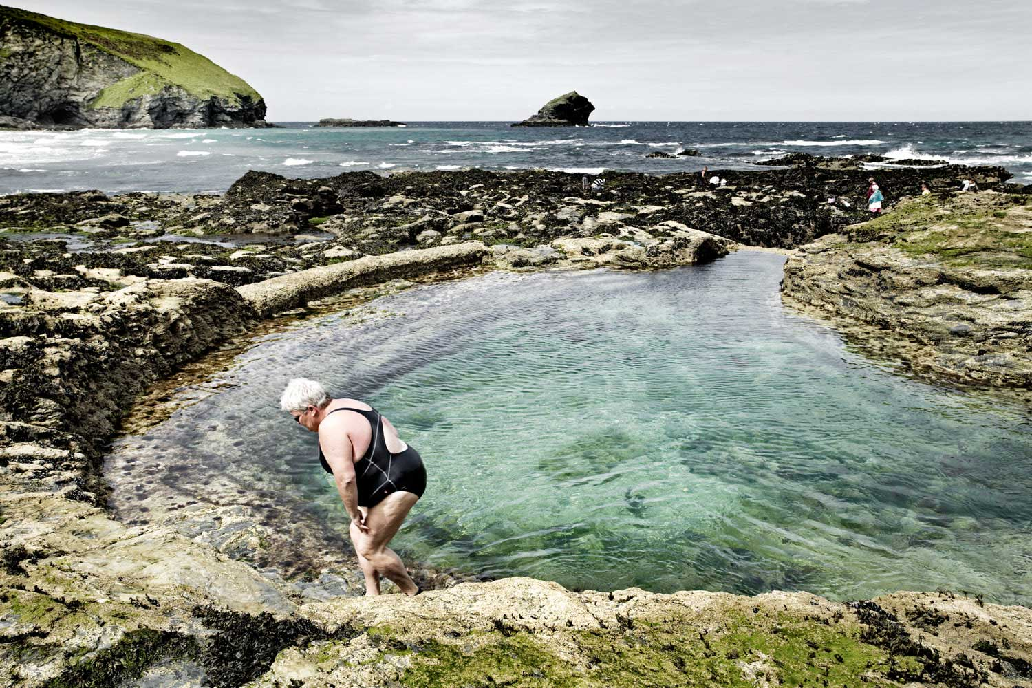 tidal pools England