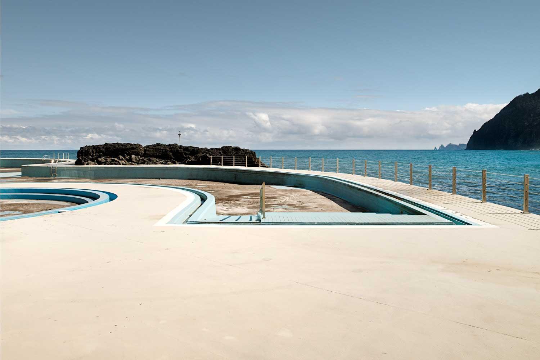 tidal pools Madeira