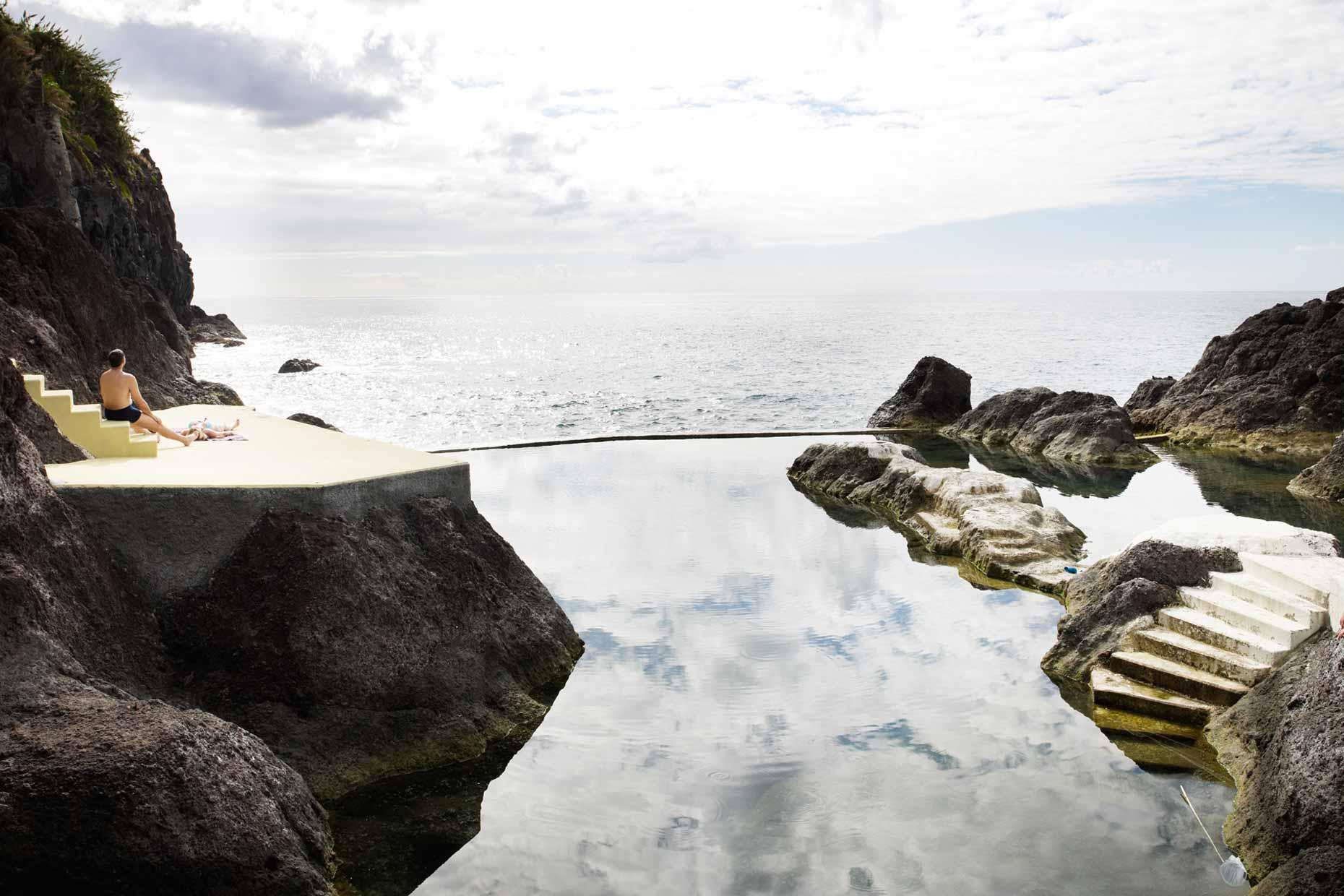 Tidal pool Portugal
