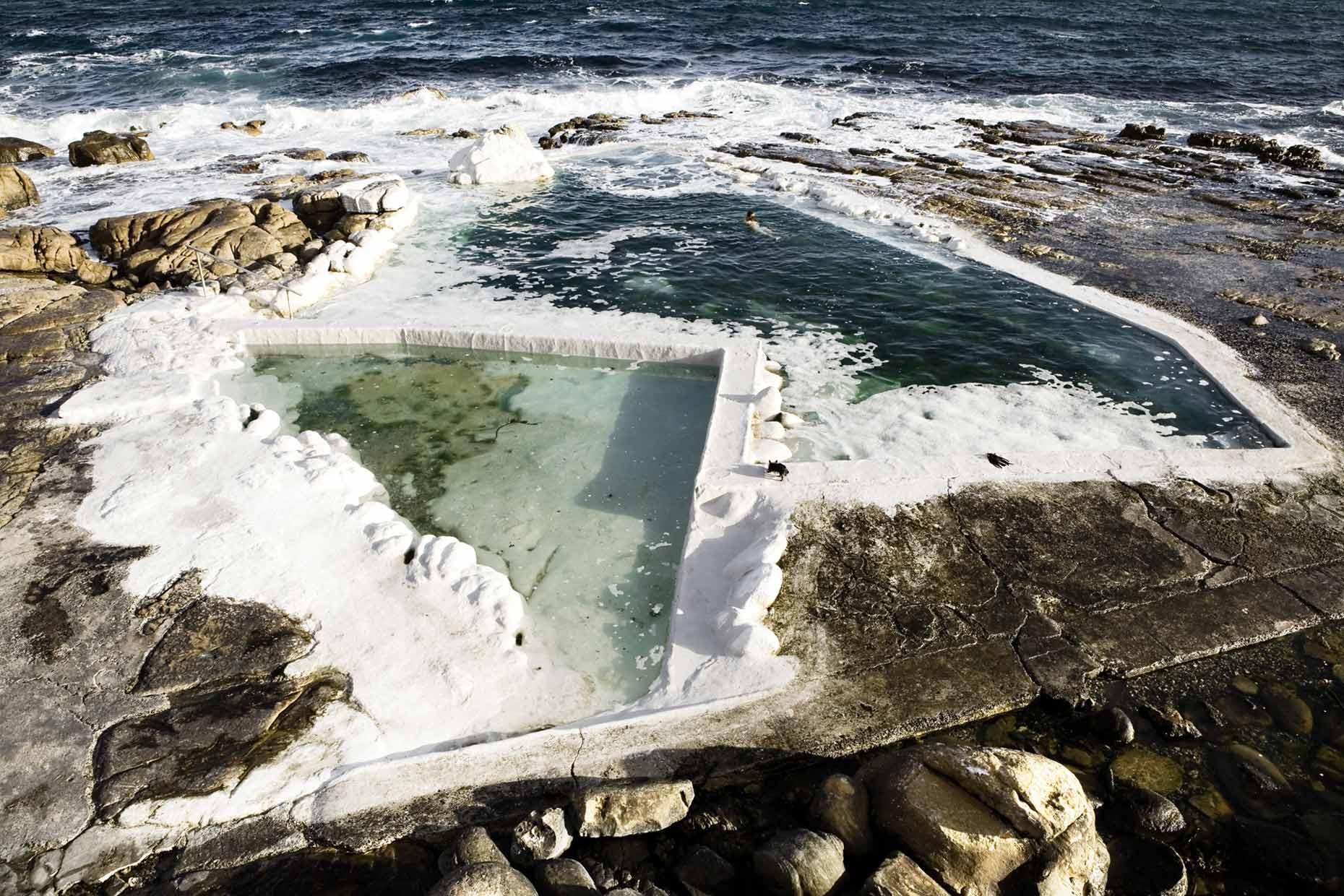 Tidal pool South Africa