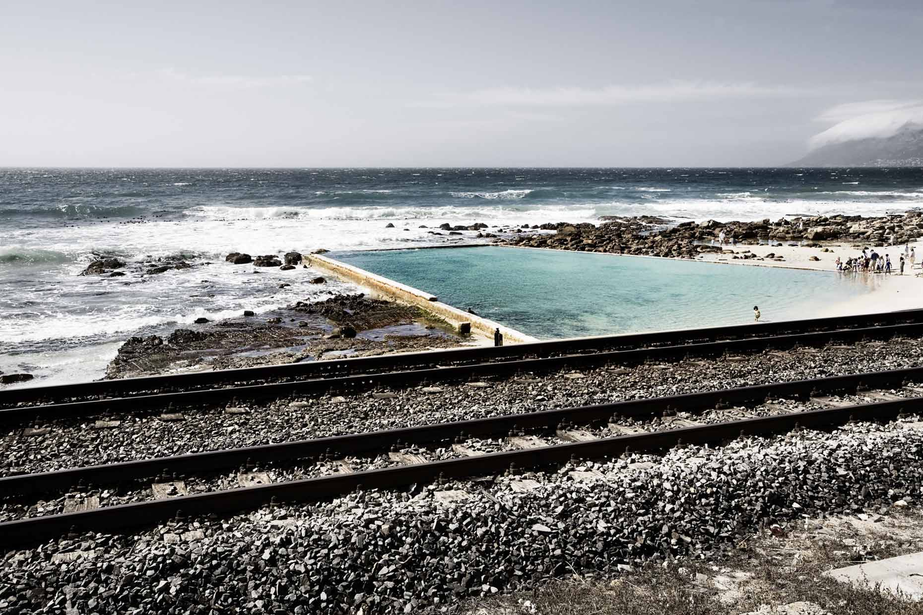 Tidal pool South Africa
